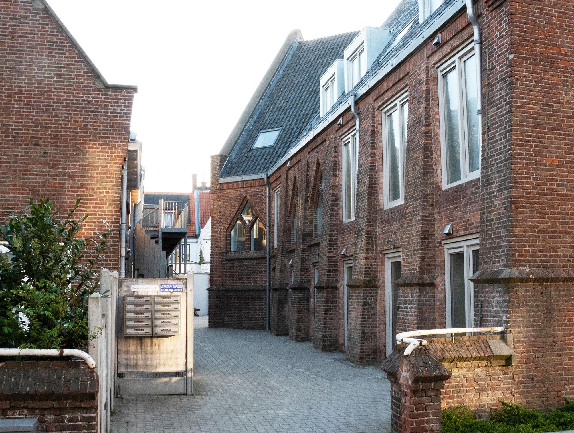 Woonhotel Petruskerk